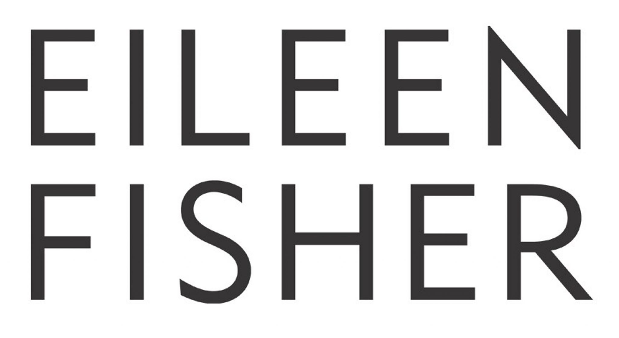 EILEEN FISHER Logo.  (PRNewsFoto/EILEEN FISHER, Inc.)