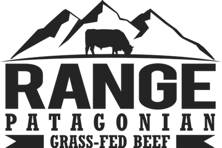 range Patagonian grass fed beef