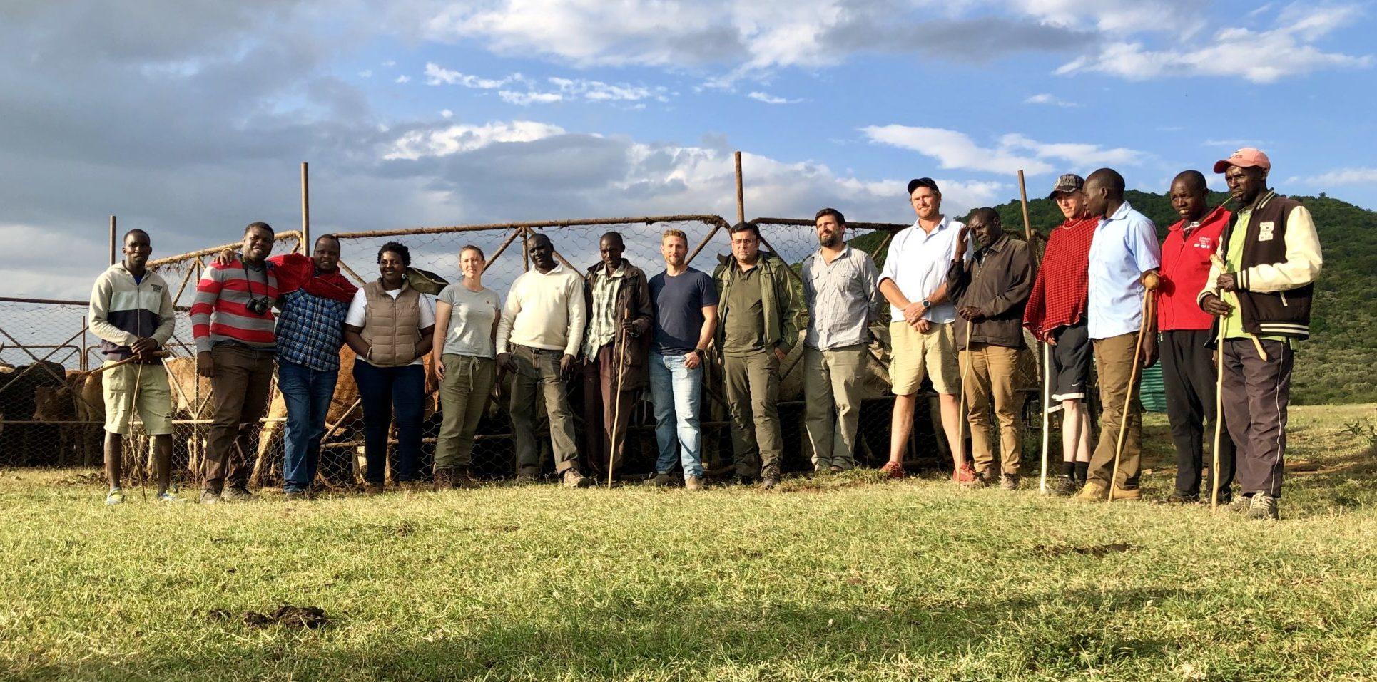 Kenya 2019 Holistic Management training group