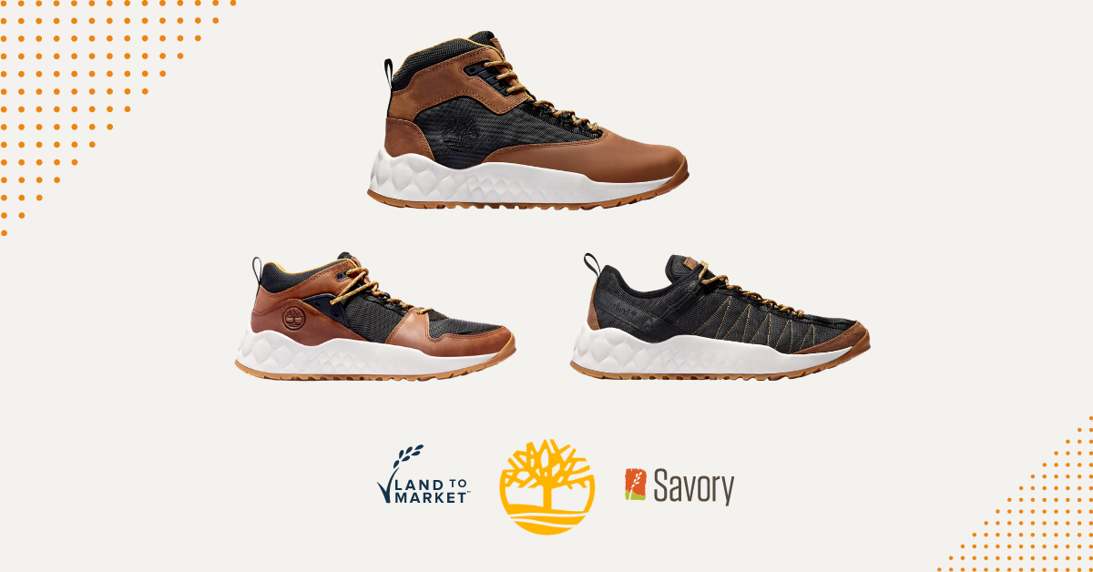 3 new Timberland hikers