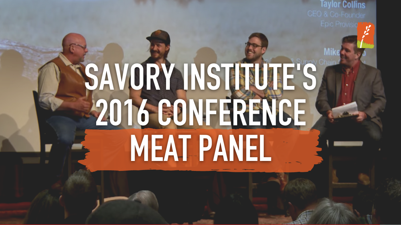 Meat Panel